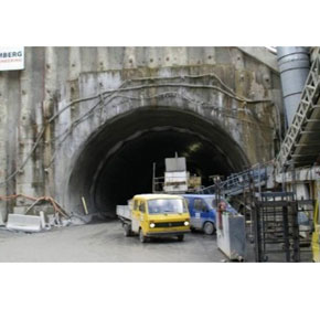 Industry reference installation: Tunnel of Uetliberg west Highway Zurich N4 / N20