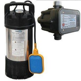 Automatic Submersible Drainage Pump with Pressure Controller | RHS125
