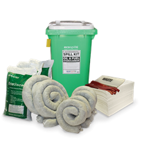 240L Hydrocarbon Spill Kits | Fuel & Oil Spill Kits