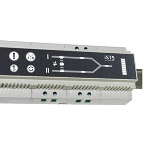 Rail Mounted Static Transfer Switch Model R