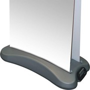 Display Stand/Banner System | DR-0 Double Sided Premium Roller Banner