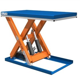 MAVERick Lift Tables | T-Series Single Scissor Lift Tables