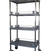 Coolroom Shelving | M-Span