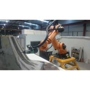 Industrial Robot & Robotic I Robotic Milling / Machining Systems