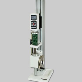 High Capacity Manual Test Stand | TSF/TSFH | Pressure Gauge & Sensor