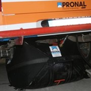 Pronal Lifting bags offer lifting capability in soft, sandy conditions