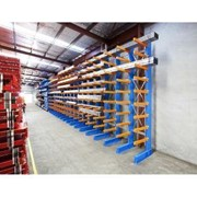 Clearspan Heavy Duty Cantilever Racking