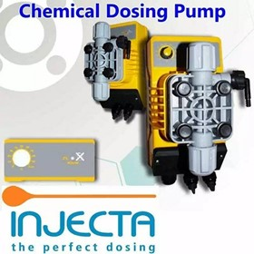 Electromagnetic Dosing Pump | Injecta HY.BL
