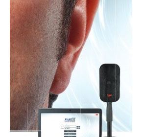3M™ E-A-Rfit Validation System | Hearing Conservation Solutions
