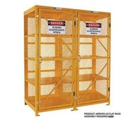 PRATT Aerosol Storage Cage | 4 Storage Levels Up To 800 Cans