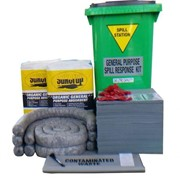 Spill Kits | 240 Litres Compliant General Purpose SKU - TSSIS240GP