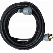 20 Amp 3 Pin Flat PVC Extension Lead | Electric Cables