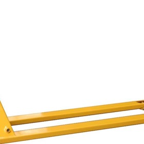 Super long pallet jack fork length 2000mm fork width 685mm & 520mm