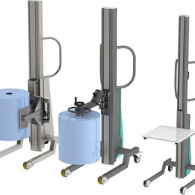 Mobile Electric Lifters – 150/300kg Capacity