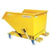 Waste Bin 620PC, with reinforced bottom