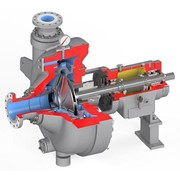 High Temperature Process Slurry Pump - Flowserve