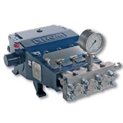 Ultra-High Pressure Pumps | Y-Series