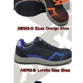 Safety Shoes | AM 103 Fly-Knit Trainer Safety Shoes