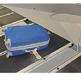 High Capacity Tilt-Tray Baggage Sortation Systems  LS-4000CB