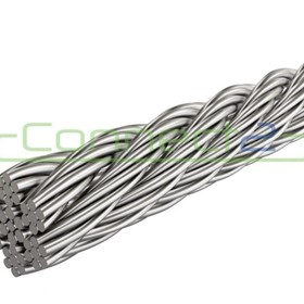 Connect2 8.0mm Stainless Steel Cable | LF604