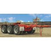 Tri- Axle Dolly