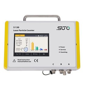 Laser Particle Counter | S 130