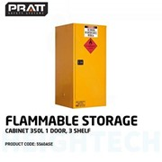 350L 1-Door Flammable Storage Cabinet