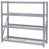 Heavy Duty Shelving Unit | Steel