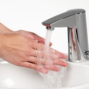 Hands-Free Hand Washing | Enmatic