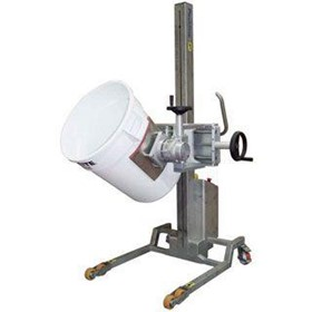 Electric Lifter With Rotating Clamp - 300Kg