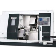 CNC Lathes- Slant Bed Lathes-Goodway GMS Series