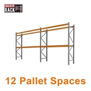 Pallet Racking | 12 Pallet Spaces