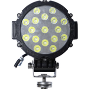 High Performance Round LED Driving Light 51 W