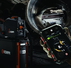 Kemppi redefines extreme industrial welding with the X8 MIG Welder