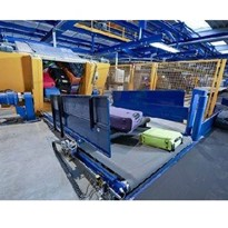 Automated Container Unloader | Baggage Handling Systems