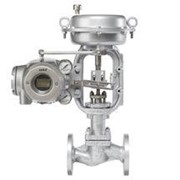 Azbil Single Seated Control Valve