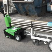 Movexx T1000-D Battery Electric Tow Tug