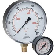 Noshok Dry Pressure Gauges | 100 Series ABS & Steel Case