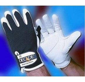Summerweight Anti Vibration Gloves | GFÔM® Pads