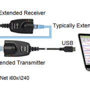 Extending a USB Device up to 100 meters