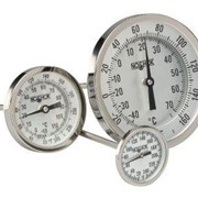 Noshok Industrial Bimetal Thermometers | 100 Series