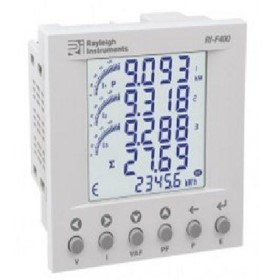 Rayleigh Instruments - MID Certified CT Panel Mount Meter