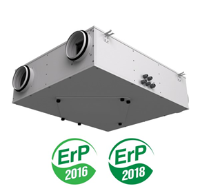 Heat Recovery Ventilation Unit | Fanco CVH-E Series