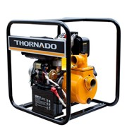 Thornado Diesel 2 Inch Transfer Pump | 7HP Key Start