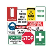 Choosing a safety sign - What you need to know