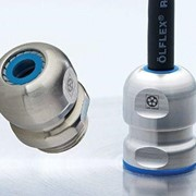 SKINTOP Hygienic Steel Cable Glands