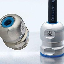 SKINTOP® Hygienic Steel Glands