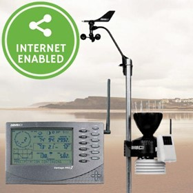 Davis Wireless Vantage Pro2 Weather Station