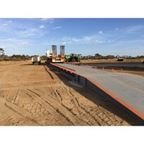The National Centurion Transportable Weighbridge