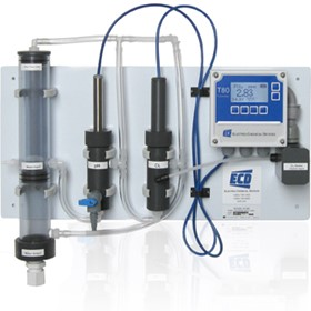 ECD Free Chlorine Analyser | Model FC80